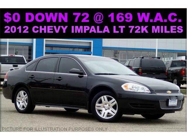 2012 Chevrolet Impala | 895359