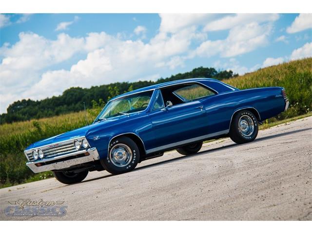 1967 Chevrolet Malibu | 895361