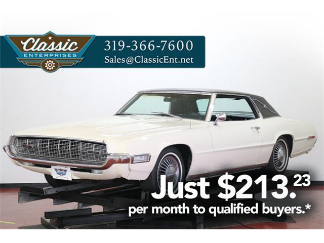 1968 Ford Thunderbird | 895362
