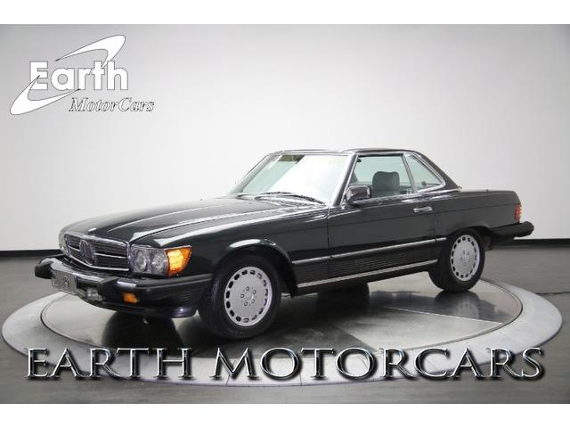 1988 Mercedes-Benz 560 | 895365