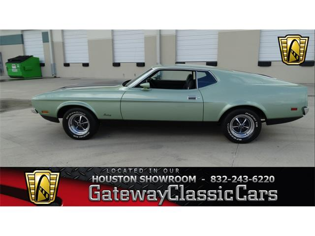 1971 Ford Mustang   895375
