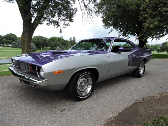 1973 Plymouth Barracuda | 895378