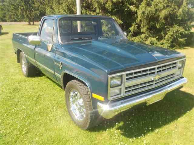 1987 Chevrolet C/K 20 | 890538