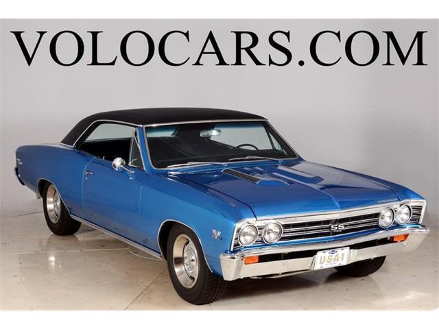 1967 Chevrolet Chevelle SS | 895383