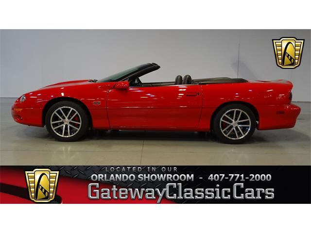 2002 Chevrolet Camaro | 895388