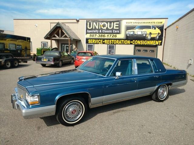 1992 Cadillac Fleetwood | 895393