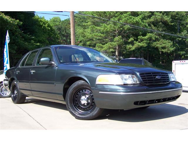1998 Ford Crown Victoria P71 | 890540