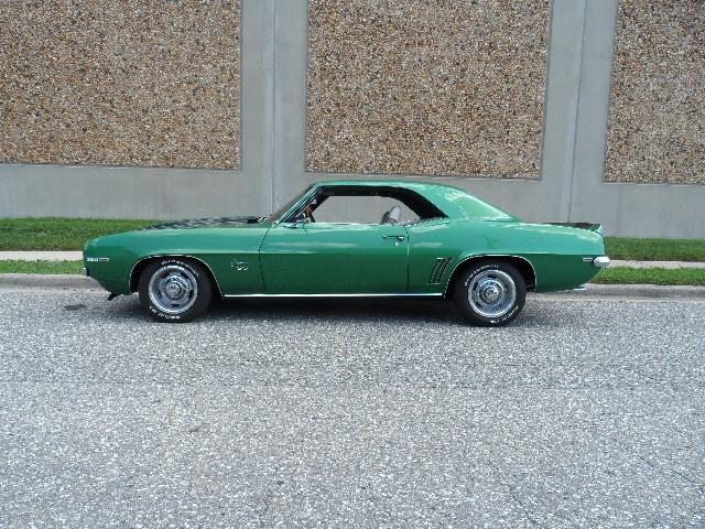 1969 Chevrolet Camaro | 895404