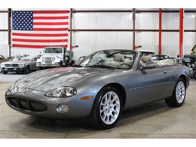 2002 Jaguar XKR | 895405