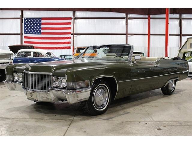 1970 Cadillac DeVille | 895408