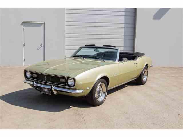 1968 Chevrolet Camaro | 895411