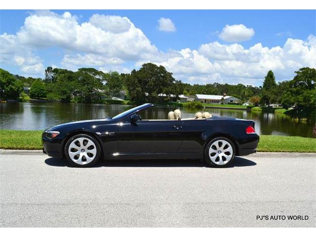 2006 BMW 6 Series | 895412