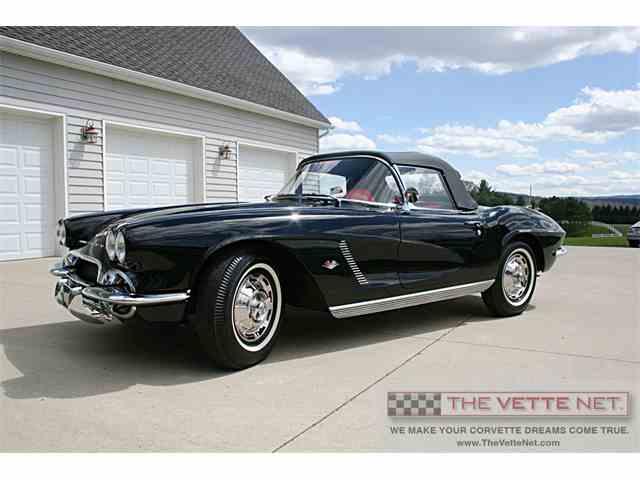 1962 Chevrolet Corvette | 895416