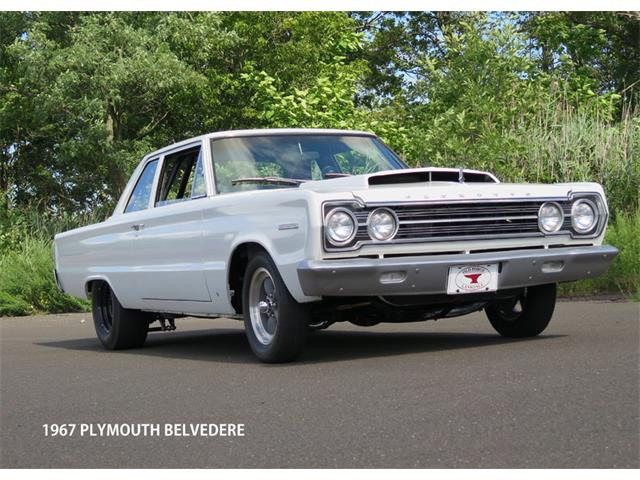 1967 Plymouth Belvedere | 895417