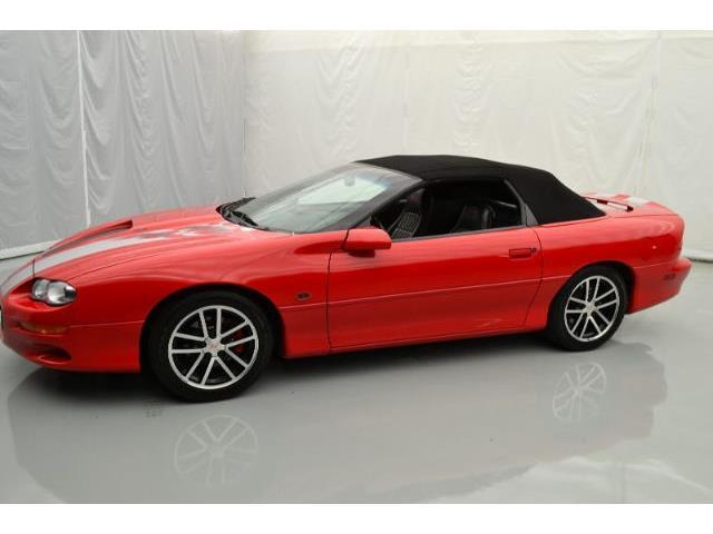 2002 Chevrolet Camaro | 895420