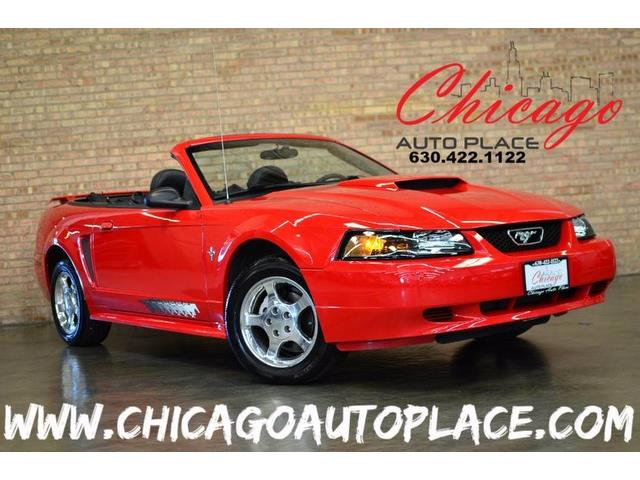2003 Ford Mustang | 890543