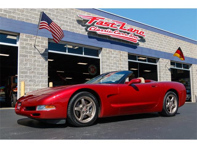 2004 Chevrolet Corvette | 895431
