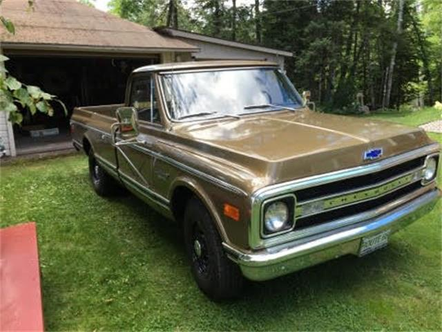 1970 Chevrolet C/K 20 | 895433