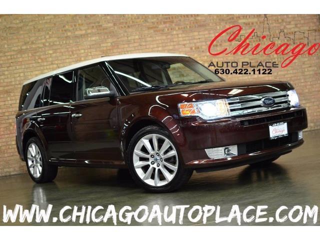 2010 Ford Flex | 890544