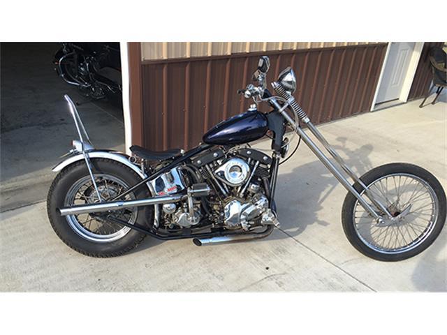 1950 Harley-Davidson Motorcycle | 895440
