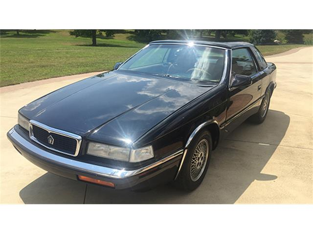 1991 Chrysler TC by Maserati | 895443