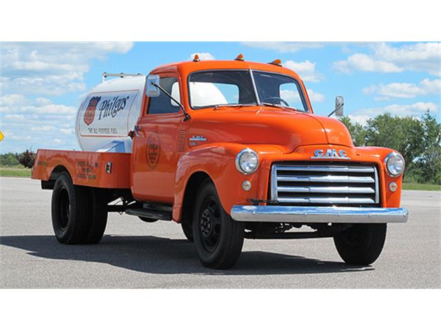1950 GMC 250 Natural Gas Transport Truck | 895444