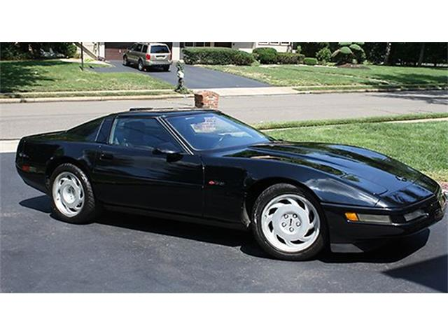 1991 Chevrolet Corvette ZR1 | 895449