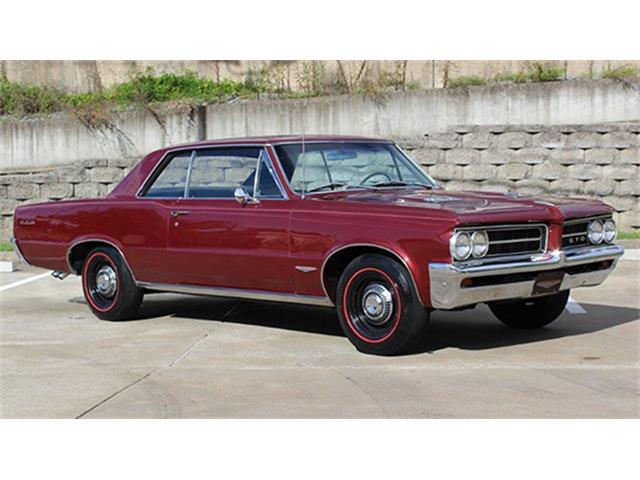 1964 Pontiac GTO | 895456
