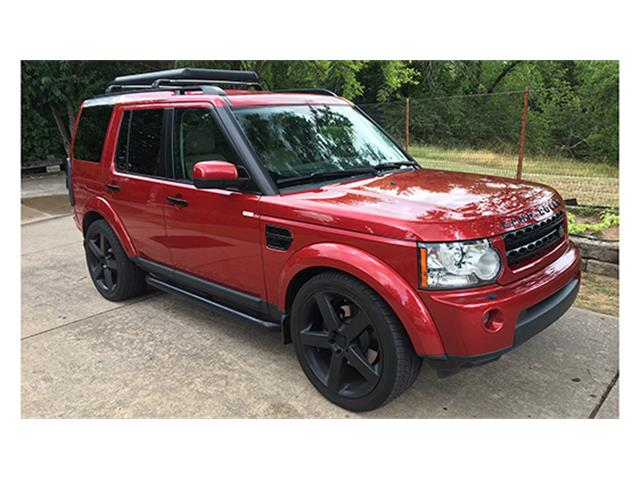 2012 Land Rover Range Rover HSE LUX   895461