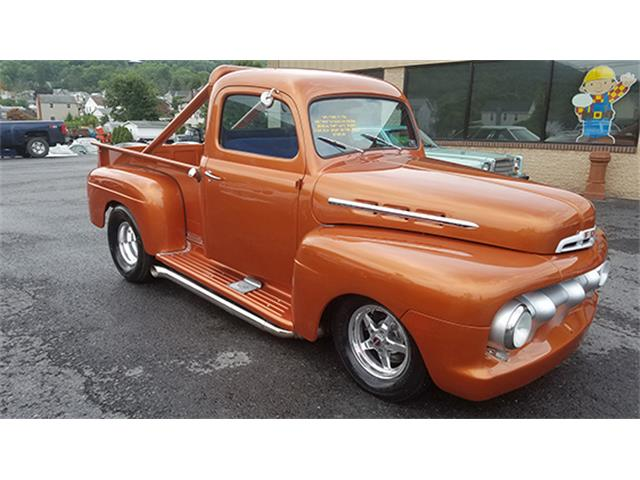 1951 Ford F1 | 895466