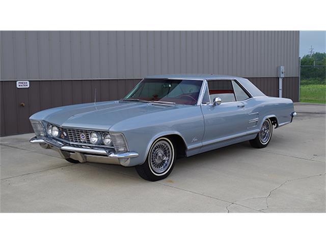 1963 Buick Riviera | 895467
