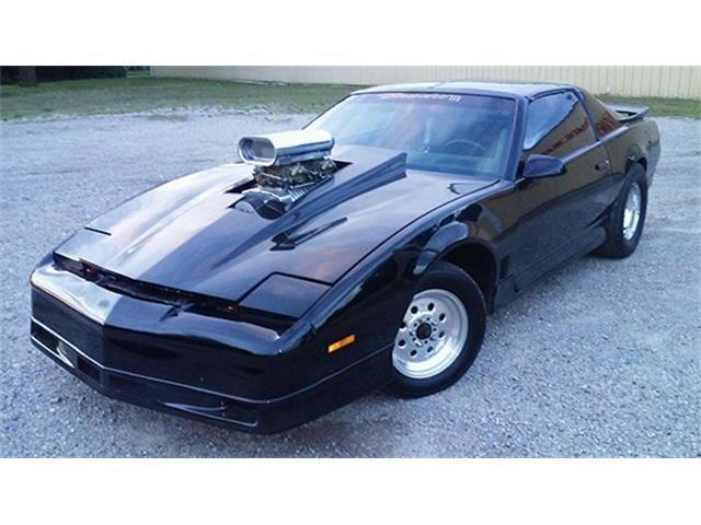 "1986 Pontiac Firebird Trans Am ""Drag Car"" | 895468"