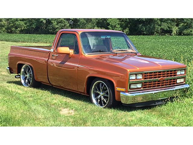 1986 Chevrolet C/K 10 Pickup Custom | 895475