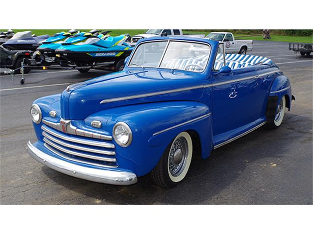 1946 Ford Deluxe Convertible Club Coupe Custom | 895476