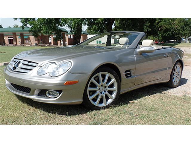2007 Mercedes-Benz SL550 Convertible | 895477