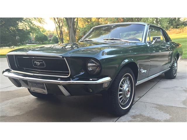 1968 Ford Mustang | 895479