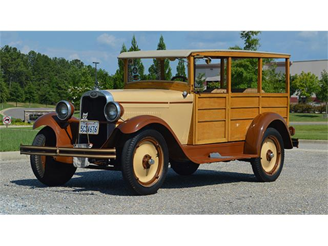 1928 Chevrolet Overland Station Wagon | 895483