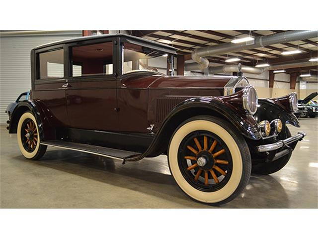 1927 Pierce-Arrow 80 Two-Door Coach   895484