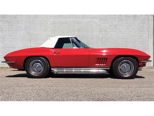 1967 Chevrolet Corvette 427 Convertible | 895485