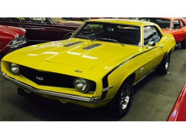 1969 Chevrolet Camaro | 895492