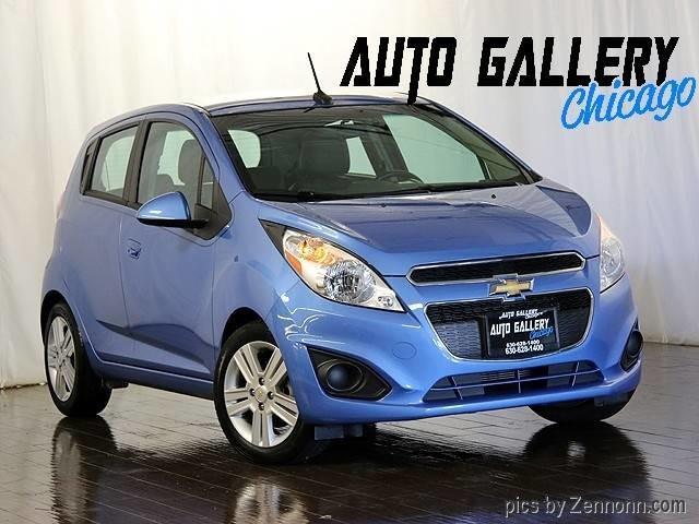 2014 Chevrolet Spark | 895502