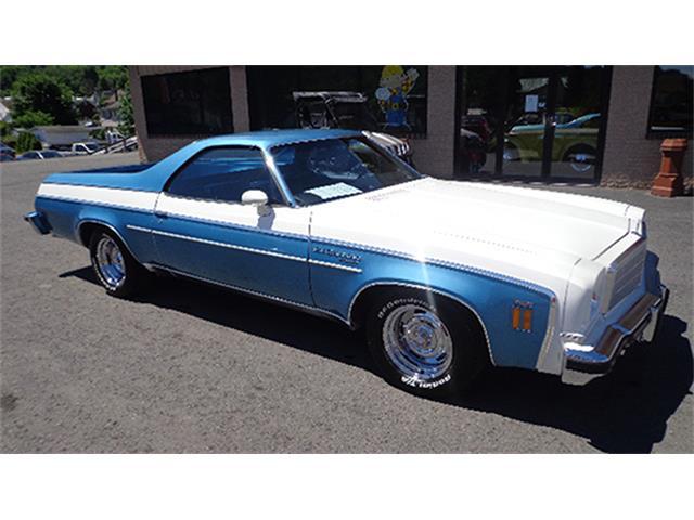 1974 Chevrolet El Camino 400 Classic | 895510