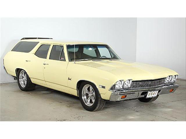 1968 Chevrolet Chevelle Nomad Station Wagon Custom | 895514