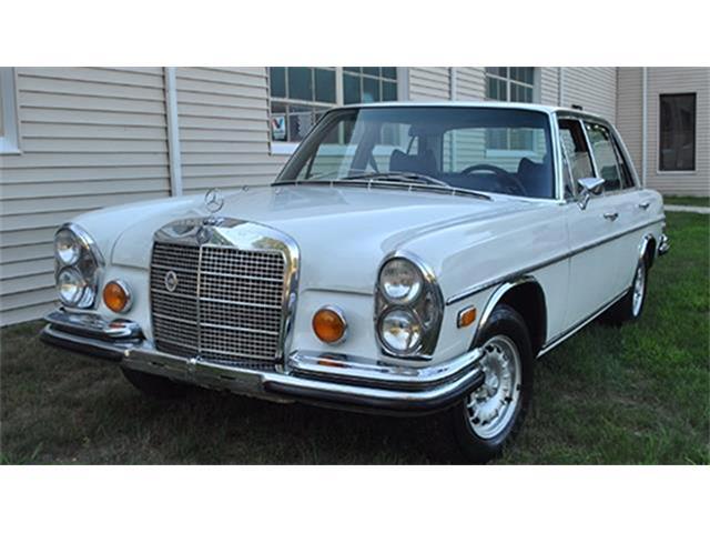 1971 Mercedes-Benz 300SEL 3.5 Sedan | 895518