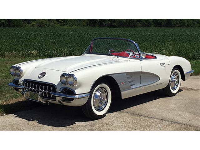 1959 Chevrolet Corvette | 895519