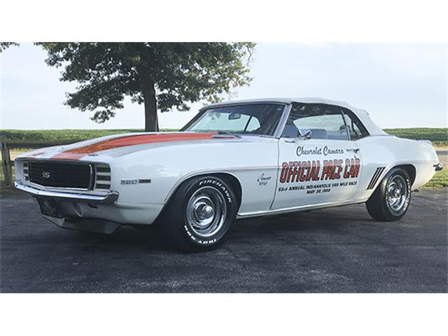 1969 Chevrolet Camaro RS/SS Indy 500 Pace Car Convertible | 895521