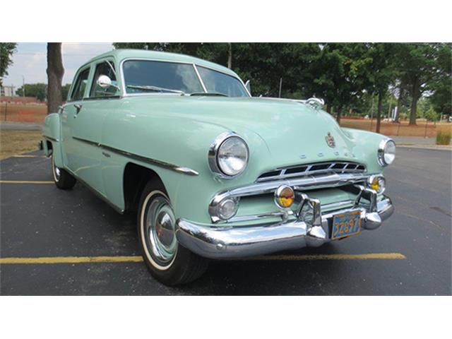 1952 Dodge Meadowbrook Four-Door Sedan | 895527