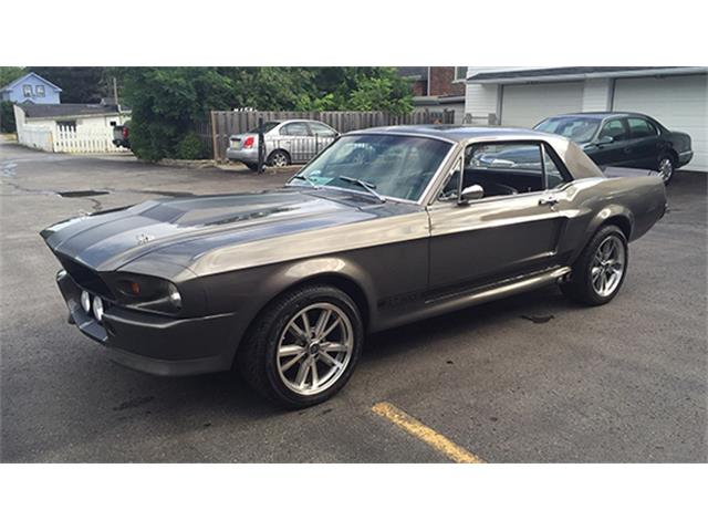 "1968 Ford Mustang Hardtop ""Eleanor"" Tribute 