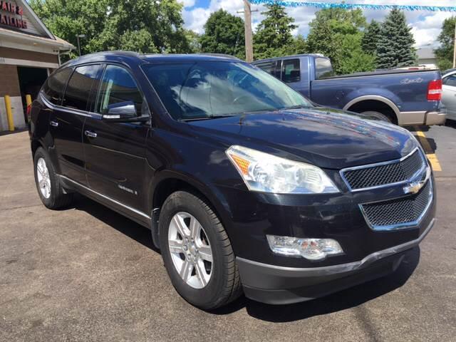 2009 Chevrolet Traverse | 895538