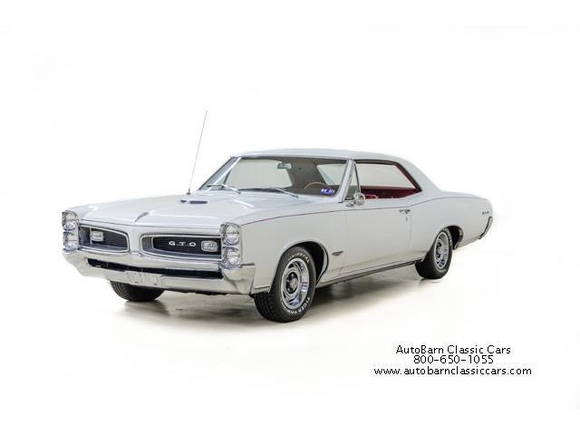 1966 Pontiac GTO | 890554